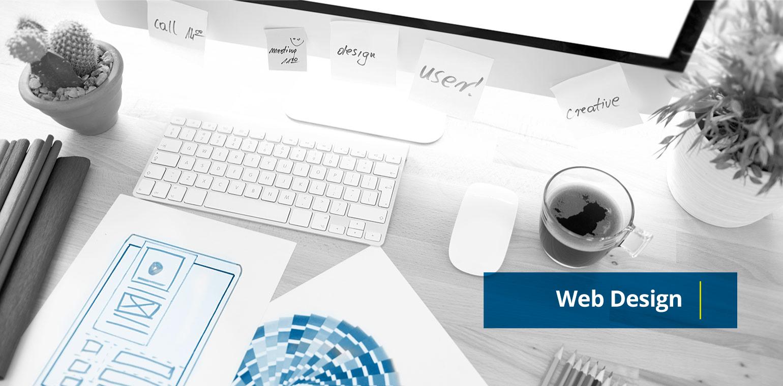 Diseño y optimización de sitio web - servicio - Galanés Agencia de comunicación