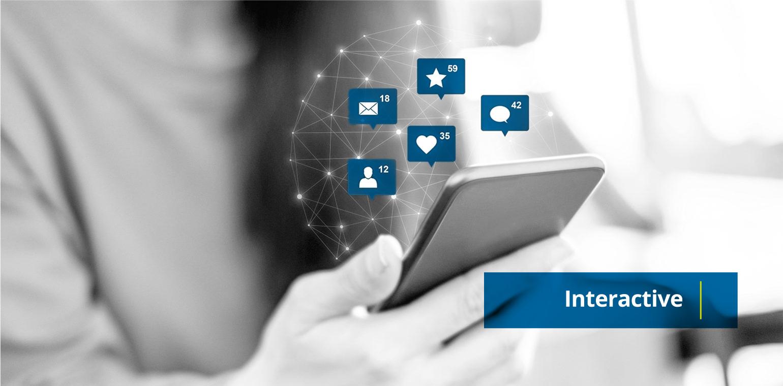 Interactive - Canales Digitales Galanes Agencia de comunicación