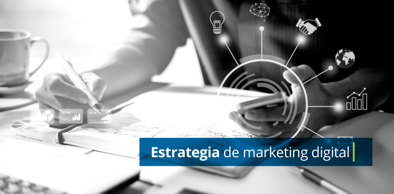 Estrategia de marketing digital Blog Galanés Agencia de Comunicación