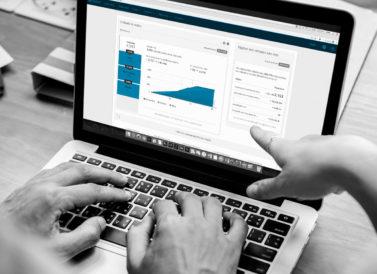 Horus Smart Control Caso de Éxito Inbound Marketing Dashboard. Estrategia desarrollada por Galanés Agencia de Comunicación.