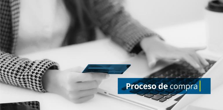 Proceso de compra Blog Galanés Agencia de comunicación