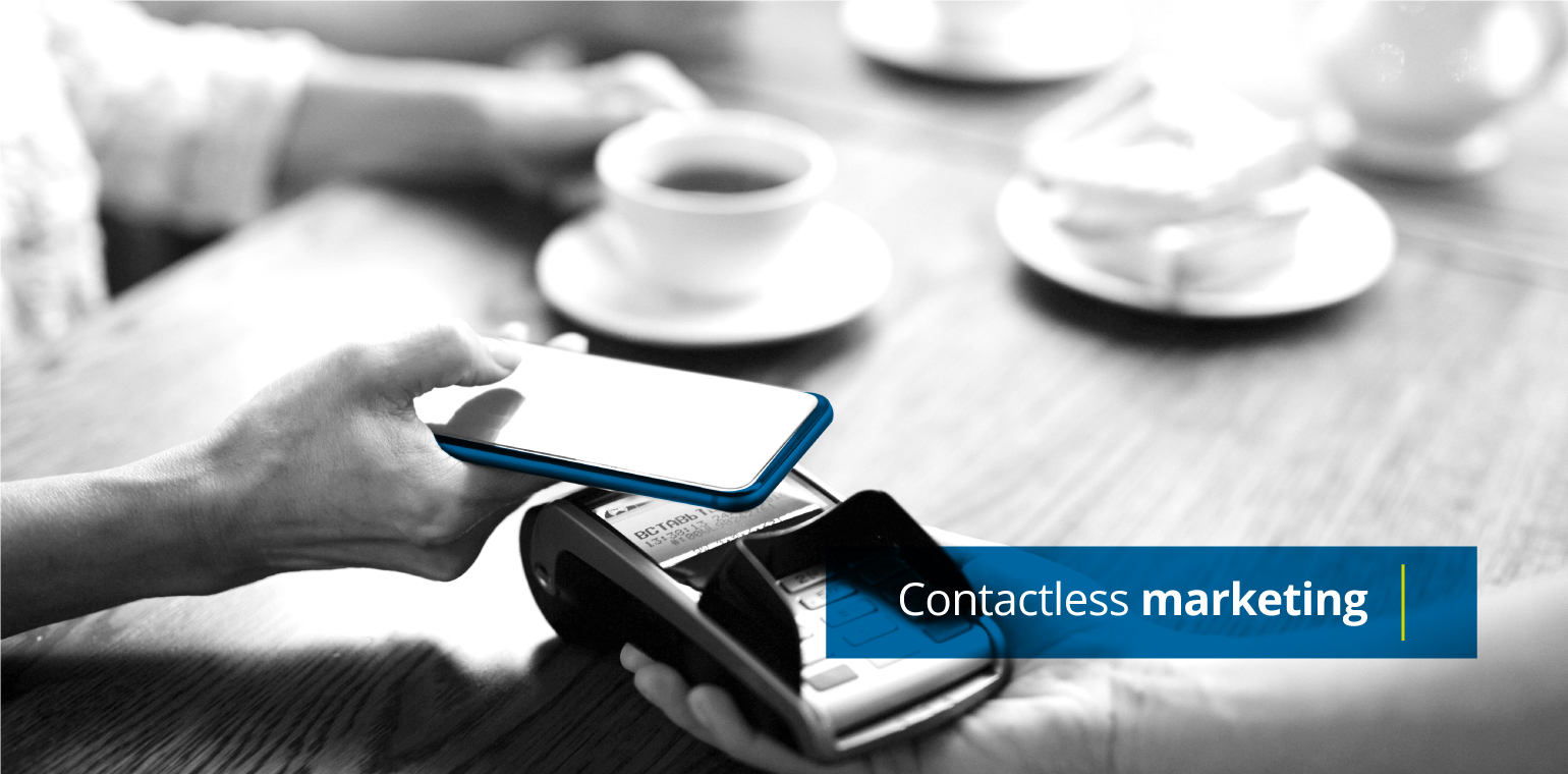 Contactless marketing Blog Galanes Agencia de comunicación