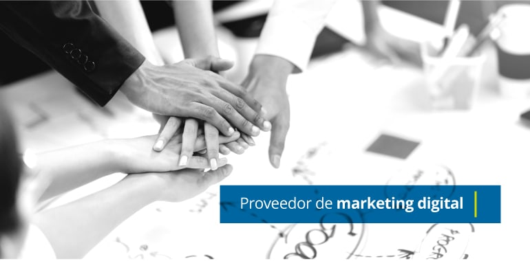 Proveedor de marketing digital Galanés Agencia de Comunicación