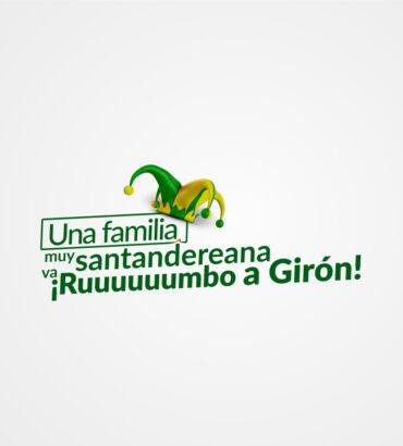 Campaña Rumbo a nuestro apartamento para Grupo Domus por Galanés Agencia de Comunicación