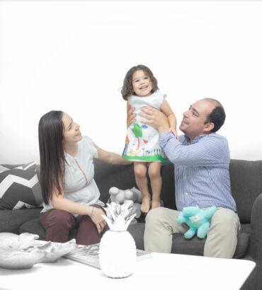 Un hogar se construye de momentos por Galanés Agencia de Comunicación